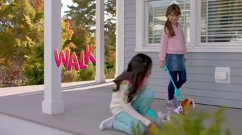 Furreal Walkalots TV Spot, 'Walk & Connect' - Thumbnail 2