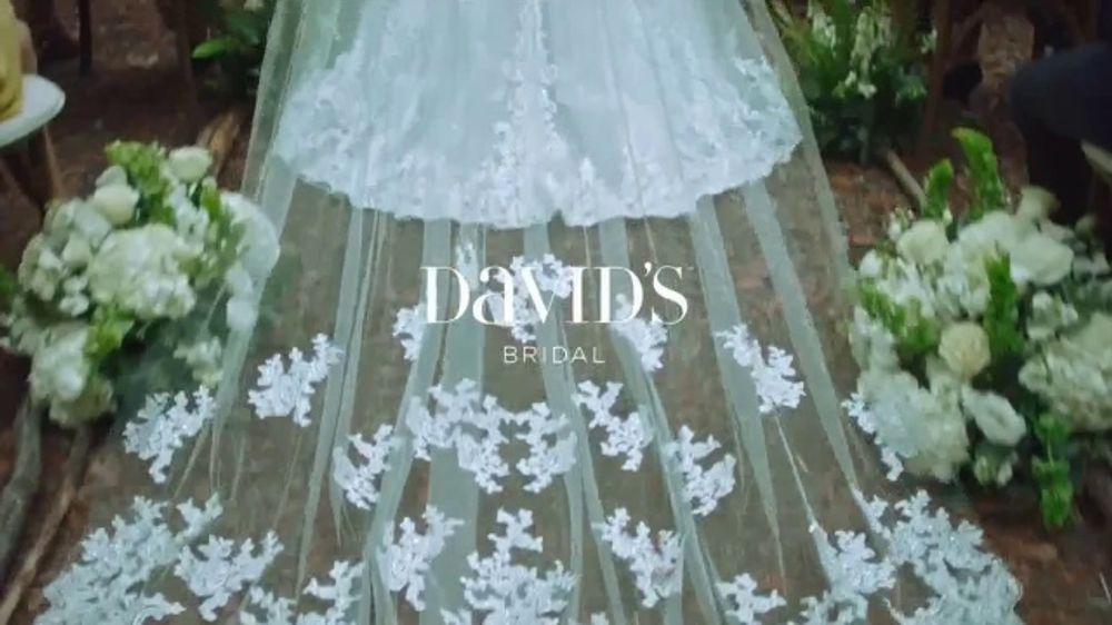 1c08afd6f182 David's Bridal TV Commercial, 'Find the Dress of Your Dreams' - iSpot.tv