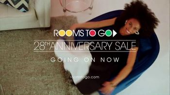 Rooms to Go 28th Anniversary Sale TV Spot, 'Beautiful Furniture' Song by Portugal. The Man - Thumbnail 10