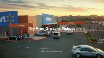Walmart Grocery Pickup TV Spot, 'Up Against The Clock?' - Thumbnail 9