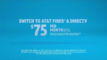 AT&T Internet Fiber TV Spot, 'Mixed Up: Online Video' - Thumbnail 8
