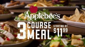 Applebee's 3-Course Meal TV Spot, 'Do You Love Me' Song by The Contours - Thumbnail 10