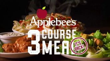 Applebee's 3-Course Meal TV Spot, 'Do You Love Me' Song by The Contours - Thumbnail 2