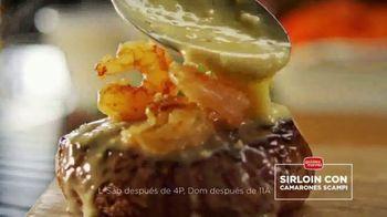 Golden Corral Sirloin & Mariscos TV Spot, 'Un pequeño precio' [Spanish]
