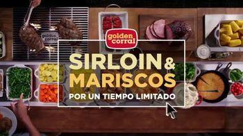 Golden Corral Sirloin & Mariscos TV Spot, 'Un pequeño precio' [Spanish] - Thumbnail 6