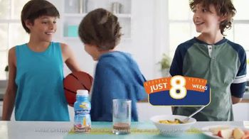 PediaSure Grow & Gain Shakes TV Spot, 'A Lot to Look Up to' - Thumbnail 6