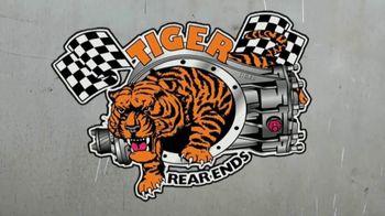 Tiger Rear Ends TV Spot, 'Cutting Edge' - Thumbnail 10