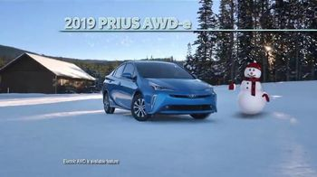 2019 Toyota Prius TV Spot, 'Winter Driving Credentials' [T2] - Thumbnail 10