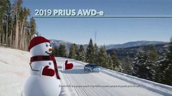 2019 Toyota Prius TV Spot, 'Winter Driving Credentials' [T2] - Thumbnail 3