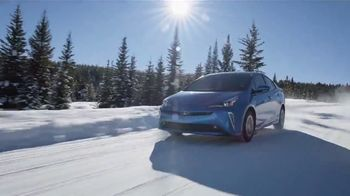 2019 Toyota Prius TV Spot, 'Winter Driving Credentials' [T2] - Thumbnail 4