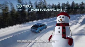 2019 Toyota Prius TV Spot, 'Winter Driving Credentials' [T2] - Thumbnail 7