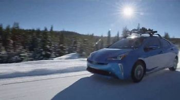 2019 Toyota Prius TV Spot, 'Winter Driving Credentials' [T2] - Thumbnail 9