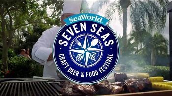 SeaWorld Fun Card TV Spot, 'Seven Seas Craft Beer & Food Festival' - Thumbnail 2