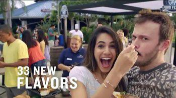 SeaWorld Fun Card TV Spot, 'Seven Seas Craft Beer & Food Festival'