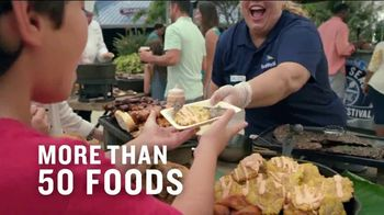 SeaWorld Fun Card TV Spot, 'Seven Seas Craft Beer & Food Festival' - Thumbnail 5