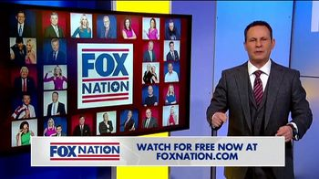 FOX Nation TV Spot, 'Time to Get a Free Trial' Featuring Brian Kilmeade - 11 commercial airings