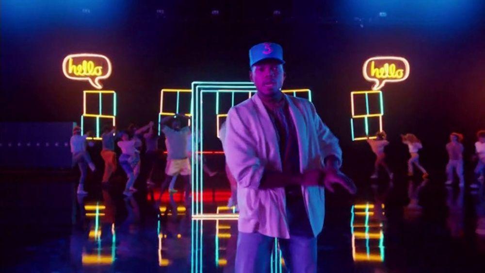 Doritos Flamin' Hot Nacho TV Commercial, 'Chance the Rapper x Lionel Richie Official Video'