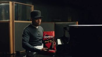 Doritos Flamin' Hot Nacho TV Spot, 'Chance the Rapper x Lionel Richie Official Video' - Thumbnail 1