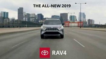 2019 Toyota RAV4 TV Spot, 'Arrived' [T2] - Thumbnail 1