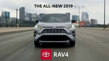 2019 Toyota RAV4 TV Spot, 'Arrived' [T2] - Thumbnail 2