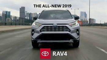 2019 Toyota RAV4 TV Spot, 'Arrived' [T2] - Thumbnail 3