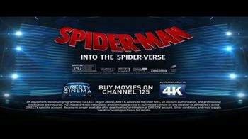 DIRECTV Cinema TV Spot, 'Spider-Man: Into the Spider-Verse' - Thumbnail 9
