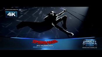DIRECTV Cinema TV Spot, 'Spider-Man: Into the Spider-Verse' - Thumbnail 1