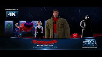 DIRECTV Cinema TV Spot, 'Spider-Man: Into the Spider-Verse'