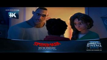 DIRECTV Cinema TV Spot, 'Spider-Man: Into the Spider-Verse' - Thumbnail 5