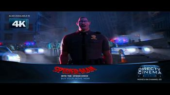 DIRECTV Cinema TV Spot, 'Spider-Man: Into the Spider-Verse' - Thumbnail 6