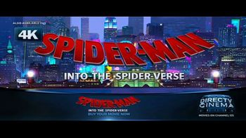 DIRECTV Cinema TV Spot, 'Spider-Man: Into the Spider-Verse' - Thumbnail 7