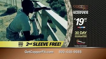 Copper Fit Compression Sleeves TV Spot, 'There's No Reason' Featuring Kevin Caliber - Thumbnail 10