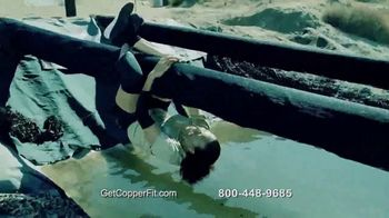 Copper Fit Compression Sleeves TV Spot, 'There's No Reason' Featuring Kevin Caliber - Thumbnail 5
