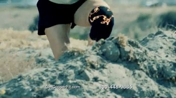 Copper Fit Compression Sleeves TV Spot, 'There's No Reason' Featuring Kevin Caliber - Thumbnail 7