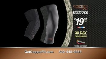 Copper Fit Compression Sleeves TV Spot, 'There's No Reason' Featuring Kevin Caliber - Thumbnail 9