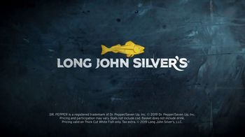 Long John Silver's Thick Cut Whitefish Basket TV Spot, 'Thicker Is Better' - Thumbnail 9