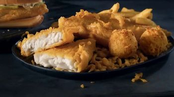 Long John Silver's Thick Cut Whitefish Basket TV Spot, 'Thicker Is Better' - Thumbnail 6