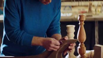 Lexus UX TV Spot  'HGTV: Moment With a Maker: Woodworker' [T1] - Thumbnail 5
