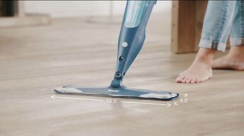 Bona Hardwood Floor Spray Mop TV Spot, 'More Important Things' - Thumbnail 7
