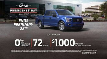 Ford Presidents Day Sales Event TV Spot, 'Leaders' [T2] - Thumbnail 9