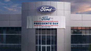 Ford Presidents Day Sales Event TV Spot, 'Leaders' [T2] - Thumbnail 2
