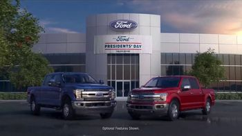 Ford Presidents Day Sales Event TV Spot, 'Leaders' [T2] - Thumbnail 3