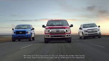 Ford Presidents Day Sales Event TV Spot, 'Leaders' [T2] - 262 commercial airings