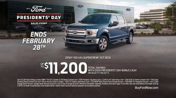 Ford Presidents Day Sales Event TV Spot, 'Leaders' [T2] - Thumbnail 8