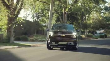 Chevrolet Truck Month TV Spot, 'Official Truck of Real People' [T1] - Thumbnail 4