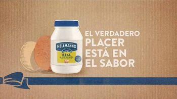 Hellmann's Real Mayonnaise TV Spot, 'Sabor increíble' [Spanish] - Thumbnail 8