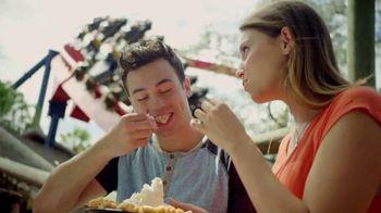 Busch Gardens Food & Wine Festival TV Spot, 'Turn up the Fun'