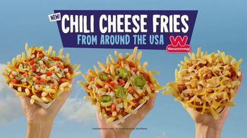 Wienerschnitzel Chili Cheese Fries TV Spot, 'From Around USA'