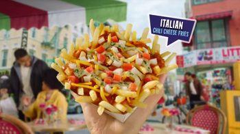 Wienerschnitzel Chili Cheese Fries TV Spot, 'From Around USA' - Thumbnail 3