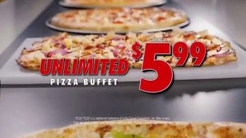 CiCi's Pizza Unlimited Pizza Buffet TV Spot, 'Pizza, Pizza, Pizza' - Thumbnail 8
